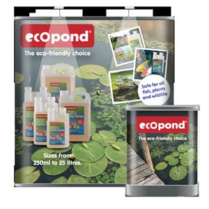 EcoPond Exhibition Design