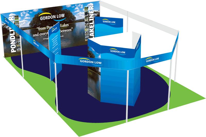 Gordon Low Exhibition Design Shell Scheme 09