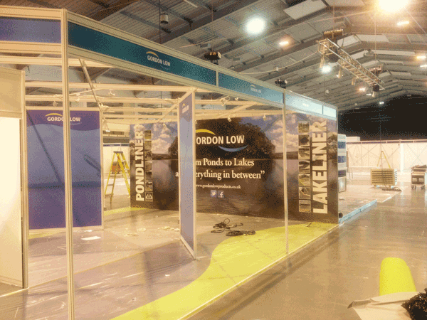 Gordon Low Exhibition Design Shell Scheme Photo 02