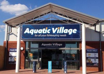 Aquatic Village Storefront