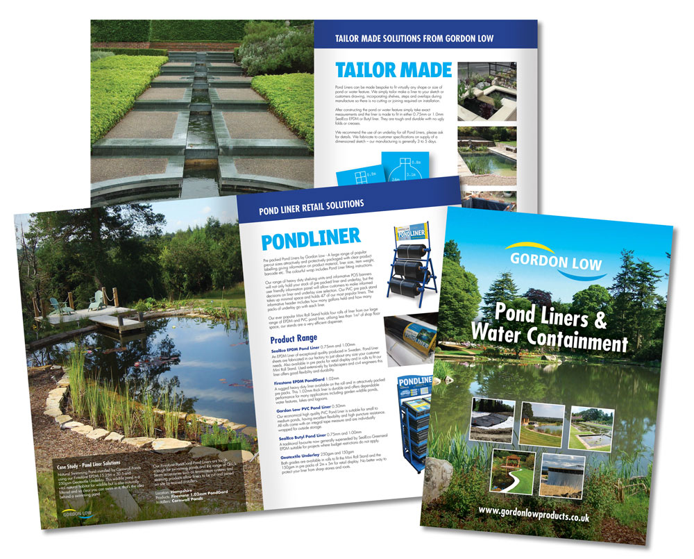 Maidenhead Aquatics Brochure Design 01