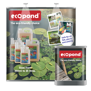 Aquatics Design for Ecopond