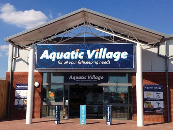 Aquatic Village Storefront