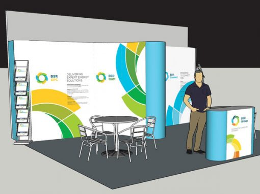 BSR Exhibition Design
