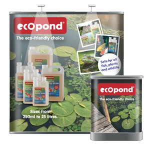 EcoPond Exhibition Design