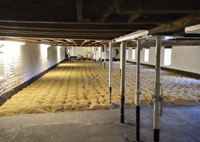 Warminster Maltings Website Design - Floor Malting